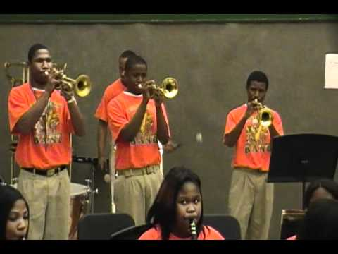 LeFlore High School Band 2011 The Show Goes On