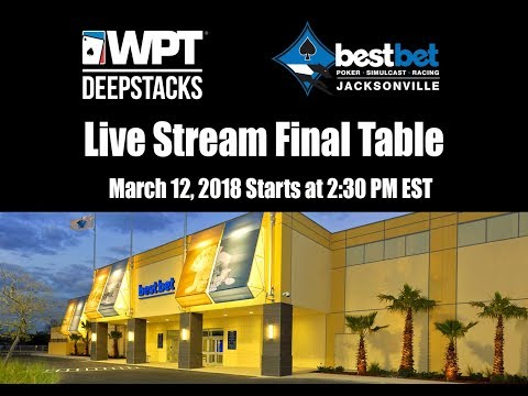 Season 5 WPTDeepStacks Jacksonville Final Table Stream