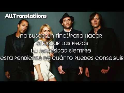 Metric - The People Traduccion en español