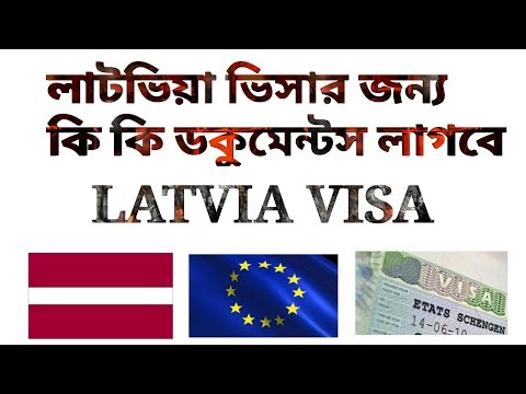 Latvia visa requirements and documents