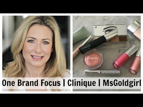 One Brand Focus | Clinique | MsGoldgirl