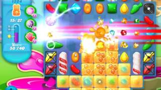 Candy Crush Soda Saga Level 1324 - NO BOOSTERS