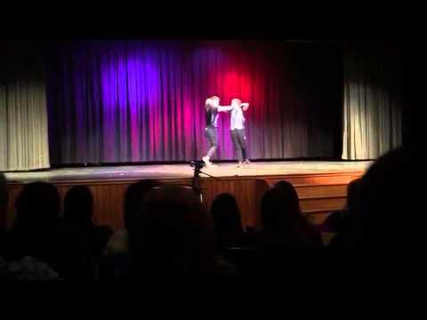 Copley High School Man of the Year Talent