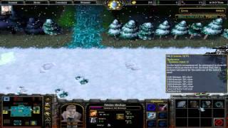 naruto vs bleach №3 (Warcraft 3)