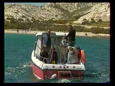 Calanques, le 1er bateau à énergie solaire en mer au monde