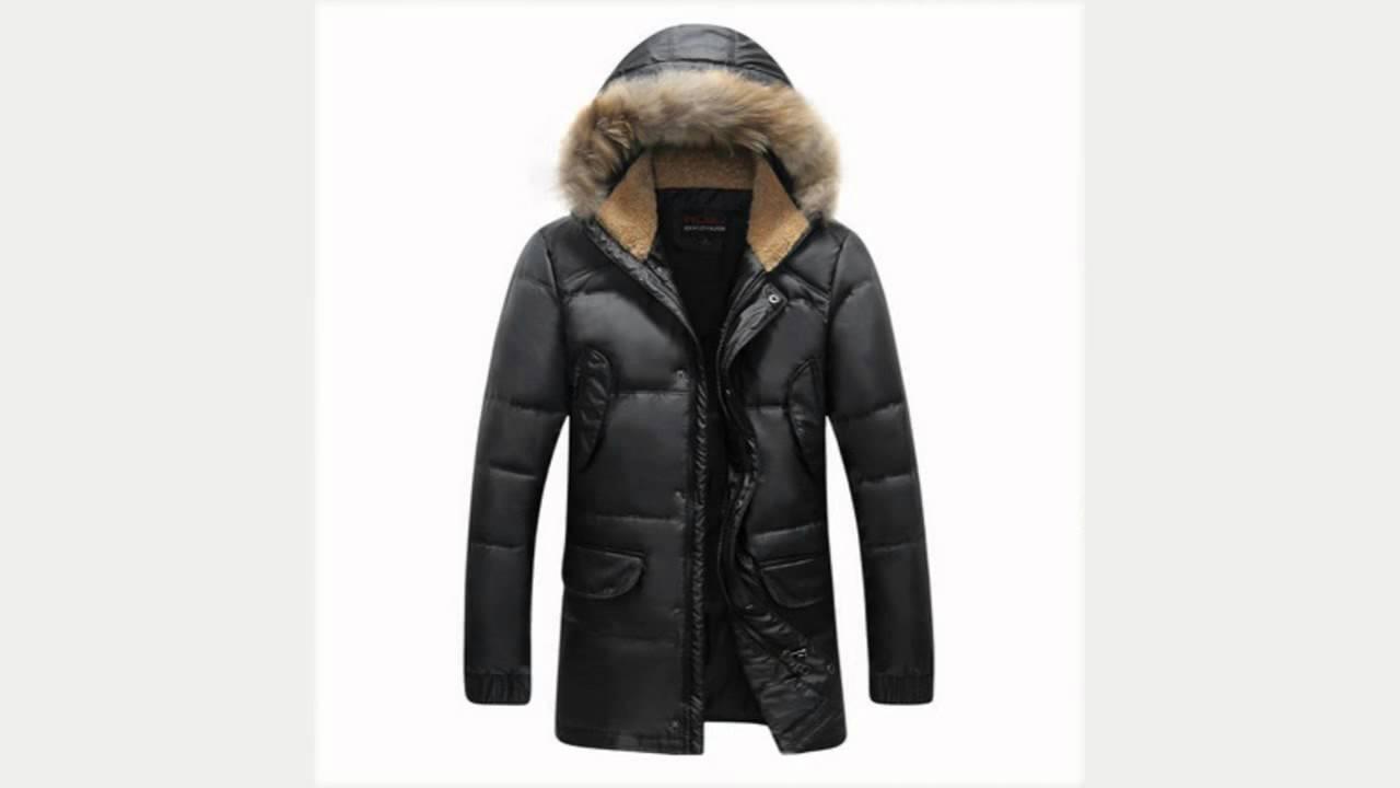 f4e123fbe4eca Пуховик мужской зимний|Зимние модели - YouTube