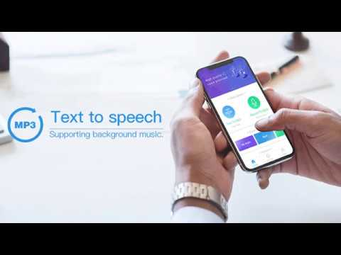 TextToMp3-text to speech(TTS) - Apps on Google Play