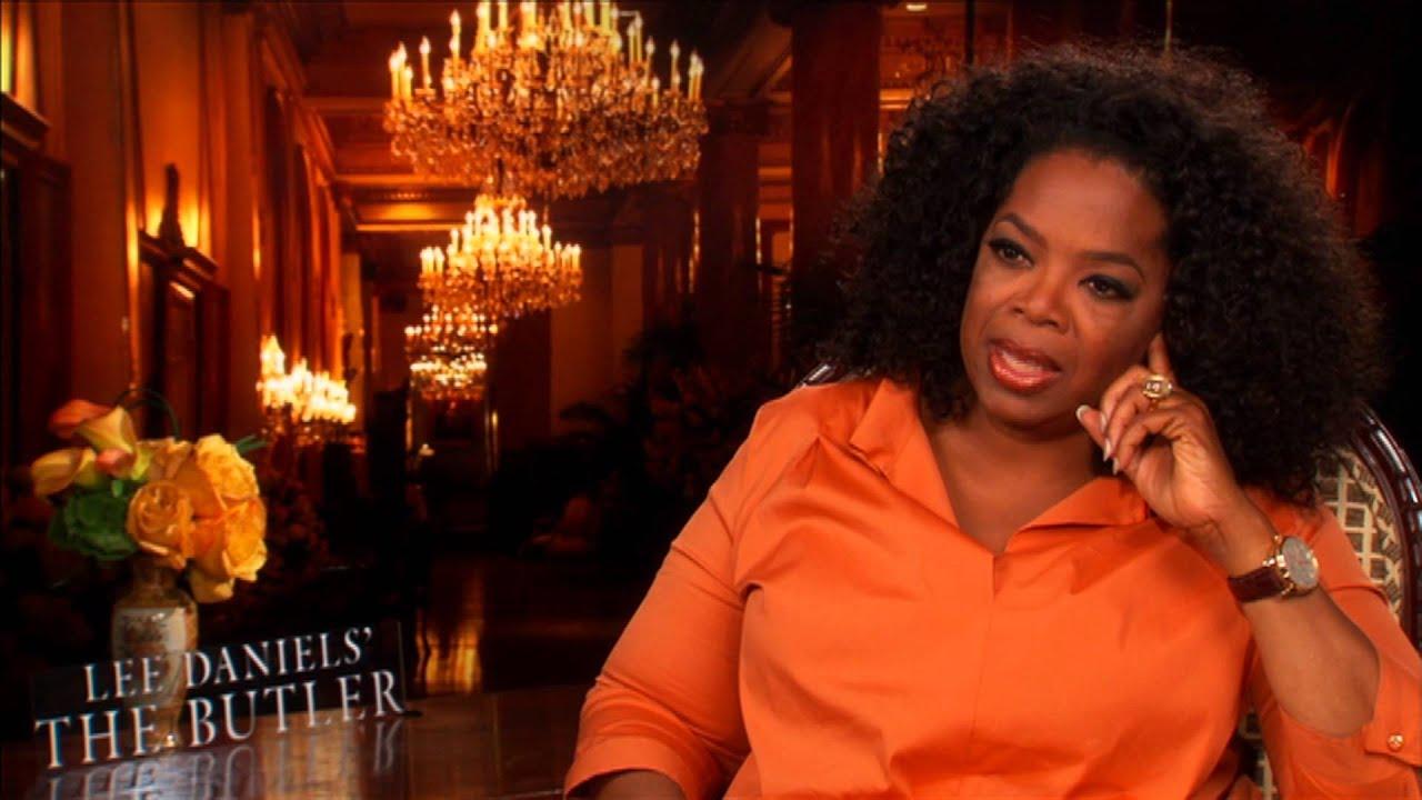 Oprah Winfrey, Forest Whitaker Talk Lee Daniels The