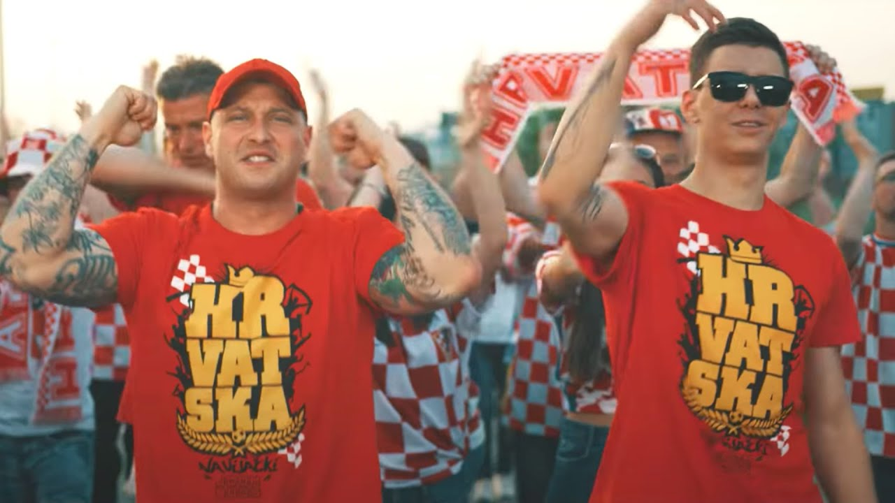 Stoka ft. LayZ - MOJA CROATIA (Official music video)