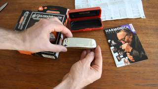 Hohner Golden Melody C tuning