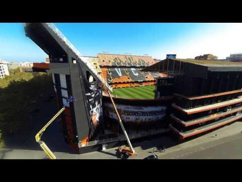 MolcaWorld - Valencia CF Estadio Mestalla