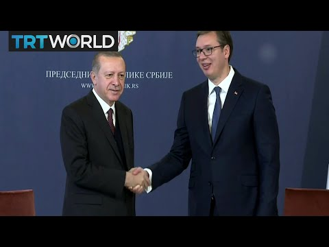 Money Talks: President Erdogan visits Serbia for trade talks