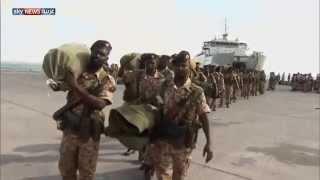 عسيري: القوة السودانية دعم للتحالف