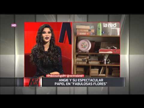 ¿Por qué Angie Jibaja dejó Chile?