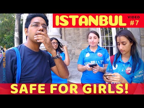 ISTANBUL: Safe for Female Travel? Affordable for Vegetarians!