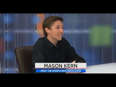 'The Sports Watchdog' Mason Kern on the AZ Daily Mix Show - February 9, 2018