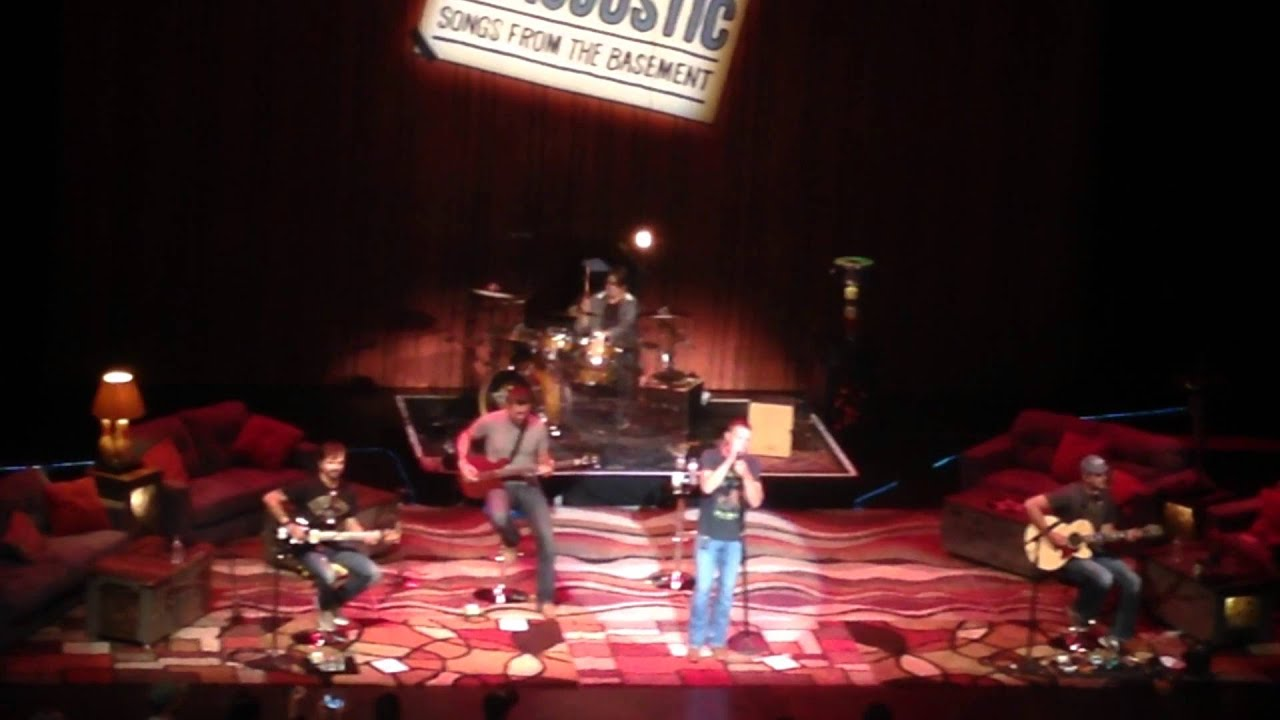 3 Doors Down Acoustic Concert Tour - Midland - YouTube