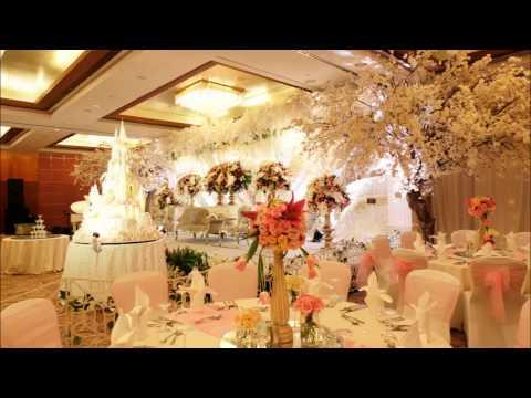 The Wedding Decoration of Rendy & Jane - Mandarin Oriental Jakarta