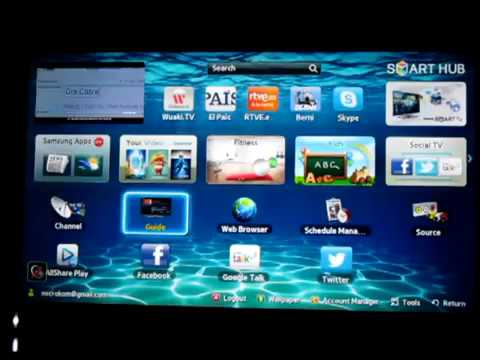 How to change Samsung Smart TV channel order