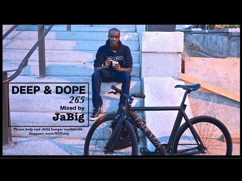 Deep Soulful Summer House Music Mix by JaBig - DEEP & DOPE 265