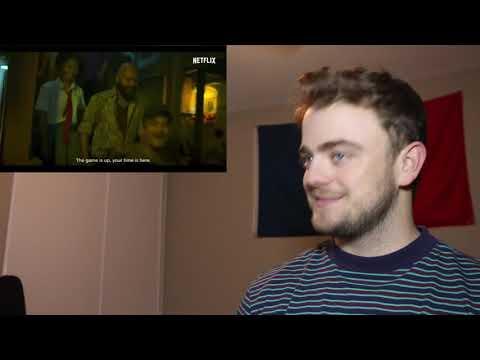 Kaam 25: DIVINE   Sacred Games   Netflix Reaction!
