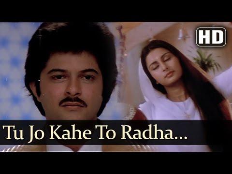 Tu Jo Kahe To - Anil Kapoor - Poonam Dhillon - Laila - Lata Mangeshkar - Usha Khanna - Hindi Song