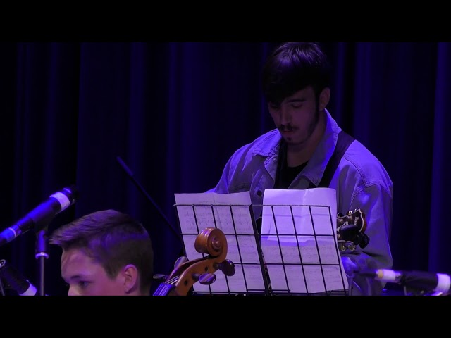 NYJC Summer School Concert 2018: Tom Hewson, Jeremy Price an Shirley Smart's Group