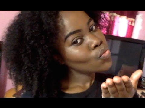 TWIST OUT AFRO TUTORIAL (REQUESTED)