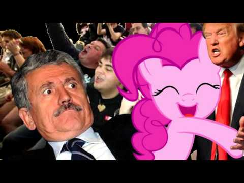 My Little Pony Wants you to Vote for Trump