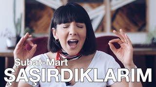 ŞUBAT-MART AYI ŞAŞIRDIKLARIM | Sazan Sarmalı, Cem Yılmaz Stand-up, Tiyatrolar