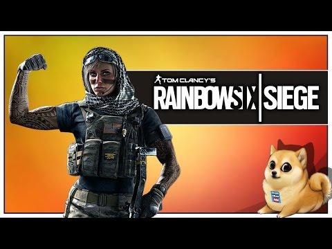 Tom Clancy's Rainbow Six Siege FUNTAGE! - New DLC, jacuzzi, Brandon.com radio!