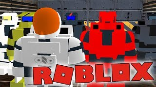 I HAVE TO SAVE THE PRESIDENT! -Roblox Area 51!