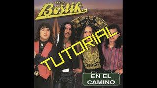 Déjala ser - Banda Bostik (Tutorial)