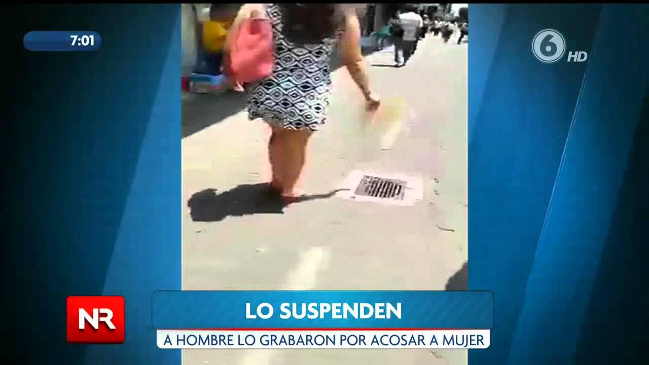 8bd5c927f Suspenden a funcionario que grabó bajo falda a una mujer en San José