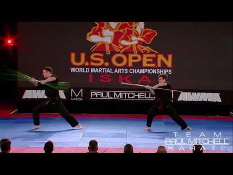 Team Paul Mitchell Team Sync Weapons US Open ISKA World Martial Arts Championship 2017