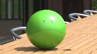 ハロがついに現実に!?ガンダムトークを延々と語りあえるAI搭載型ロボット「ガンシェルジュ ハロ」登場!