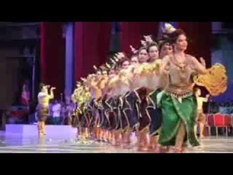 Khmer Apsara Dance - YouTube
