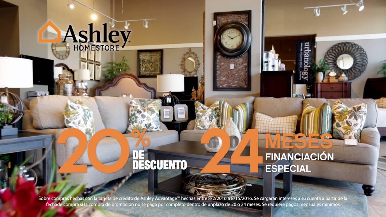 Ashley Furniture 112/12-112/12- Telemundo Utah