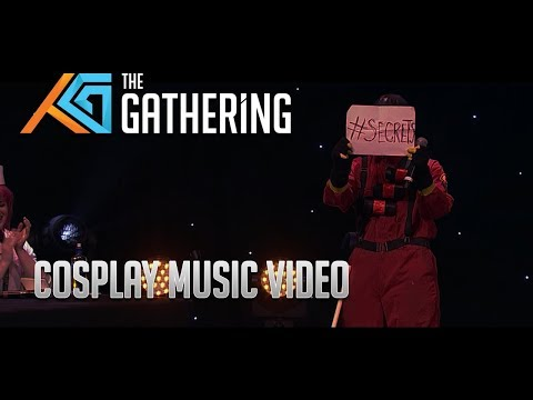 TG17: Cosplay Music Video