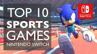 Top 10 Nintendo Switch Sport Games of 2019