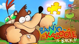Banjo's New Pal (Banjo-Kazooie Animation Parody)