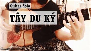 Tây du ký | Guitar Solo