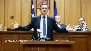 Γ. Κασαπίδης στο Περ. Συμβούλιο για ΔΕΗ