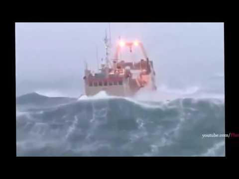 Heavy Equipment Accidents #RC TOP ship in distress in the storm and crash part 3 #HD #2017