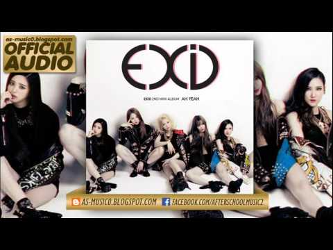 [MP3/DL]08. EXID - Ah Yeah (아예0) (Instrumental) [AH YEAH Mini Album Vol. 2]