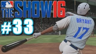 team bobby vs team benny mlb the show 16 diamond dynasty 33
