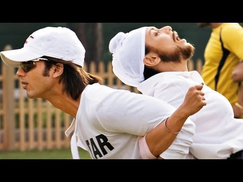 Gym Shim Song | Dil Bole Hadippa | Shahid Kapoor | Rani Mukerji | Joshilay
