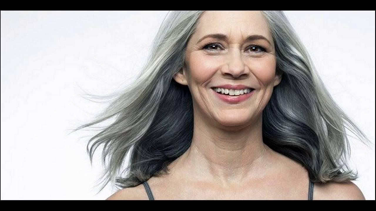 grey hair highlights and lowlights