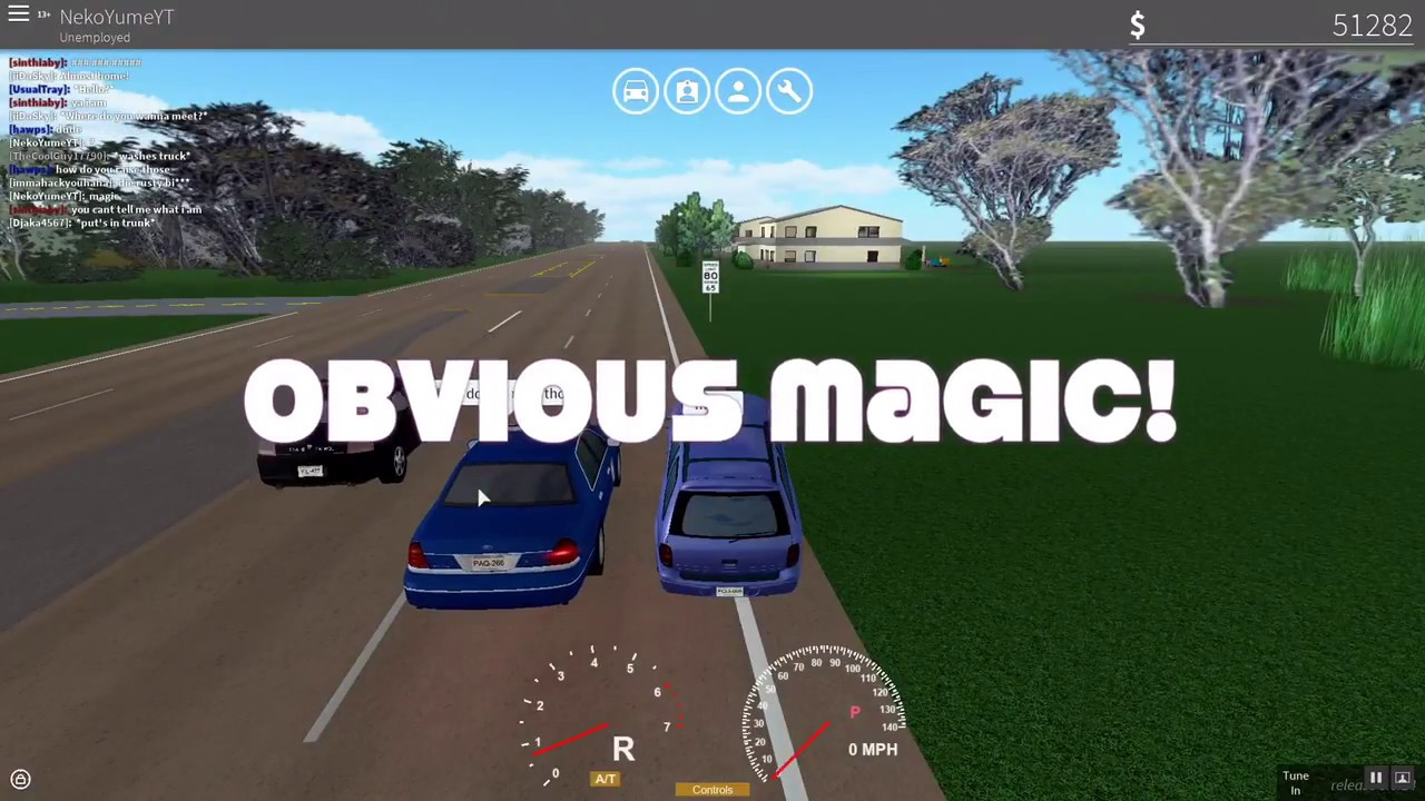 ROBLOX | Greenville speed glitch [PATCHED]