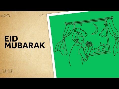 EID MUBARAK | Truth and Reason of Eid al-Fitr